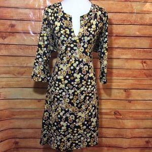 Tracy Negoshian Honeycomb Dress